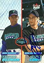 Autograph Warehouse 96327 Jason Conti Autographed Baseball Card Arizona Diamondbacks 2001 Fleer Ultra Prospects No. 235