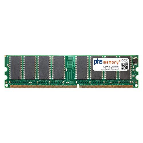 PHS-memory 512MB RAM Speicher für Cisco ASA 5510 DDR1 UDIMM 400MHz PC3200U