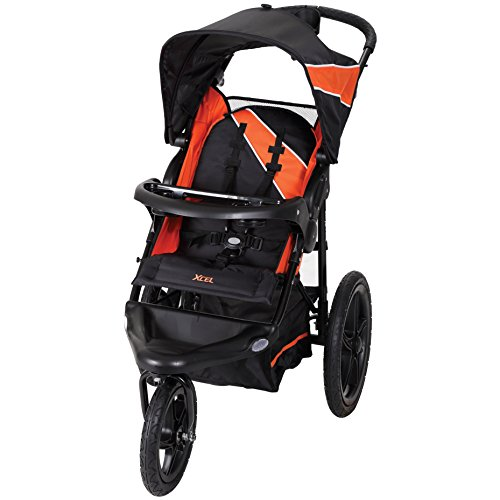 Product Image of the Baby Trend Xcel Jogger Stroller, Tiger Lily