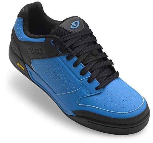 Giro Unisex– Erwachsene Riddance City/Urban|E-Bike|Freizeit Downhill/Freeride|MTB Enduro Schuhe, Blue Jewel/Black, 45