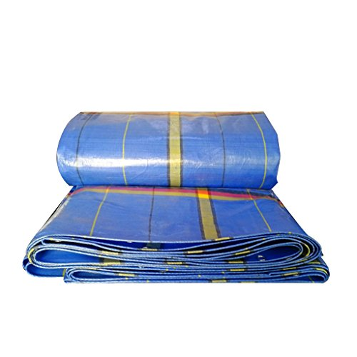 CHUDAN+ dekzeil, waterdichte doek, waterdicht en olieafstotend, driewielermarkies, waterdicht zeildoek, dikte 0,35 mm, 240 g/M2, keuze uit 10 maten