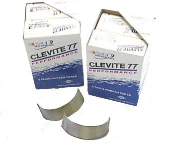 Clevite CB-1877A-20(6) Engine Connecting Rod Bearing Set