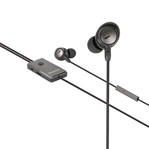 Sweex ANC (Active Noise Cancelling) schwarz