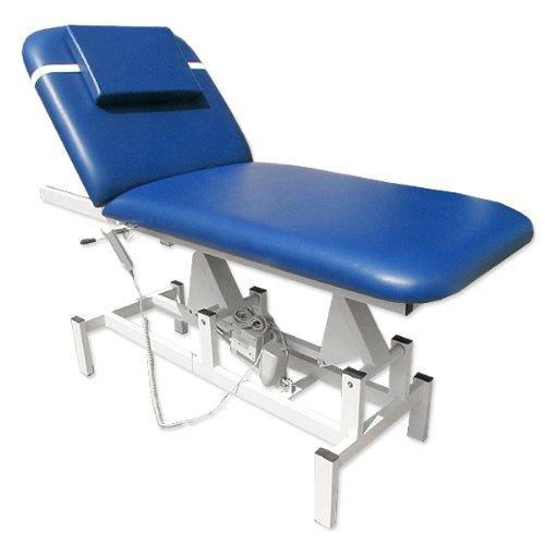 EYEPOWER 11938 Terapia elettrica da Letto Sala di Riposo Tavolo di Trattamento Lettino da Massaggio Divano in Blu