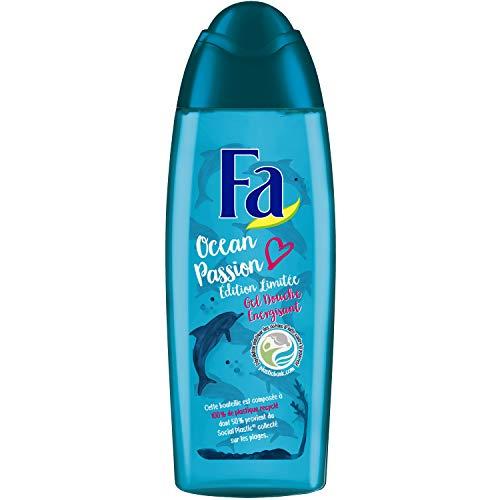 Fa - Gel Douche - Ocean Passion - Energisant - 250 ml