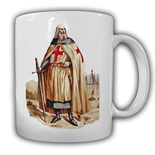 Tempelritter Templer Knights Templar Catholic Military Orden Kaffee Tasse #27622