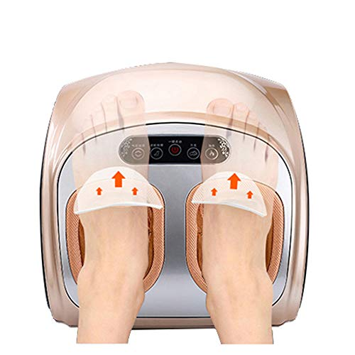 Great Features Of WGIRL Electric Foot Massager Vibration Shiatsu Kneading Air Pressure Massage Machi...