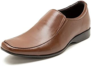 Franco Leone Men's Leather Loafers and Moccasins
