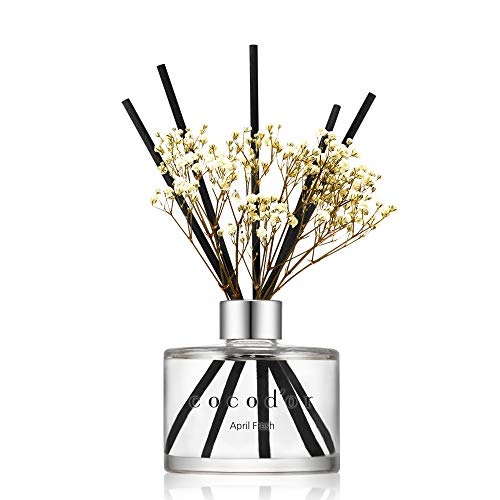Cocod'or Flower Reed Diffuser 200ml, April Frisxh(April Fresh), Duftöldiffusoren