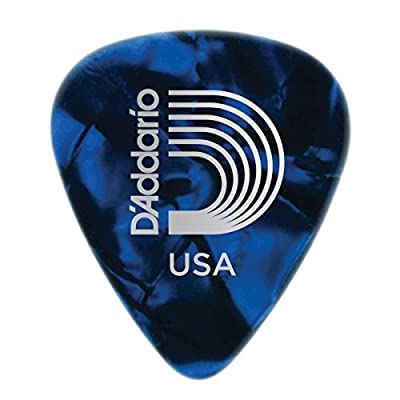 Planet Waves Green Pearl Celluloid Guitar Picks