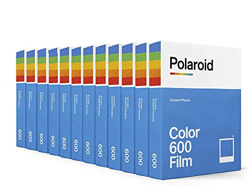 Polaroid Originals - 4966 - Color Film for 600-12-Pack, 96 Photos