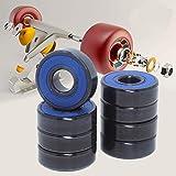 Professionnel ABEC9 608 2RS à roues alignées Patins à roulettes Roulement de roue 608 RS anti...