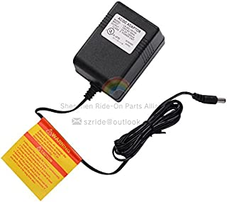 LinkePow 12V Ride On Car Universal Charger, 12 Volt Battery Charger for Kids Electric Ride On Toys Battery Power Adapter
