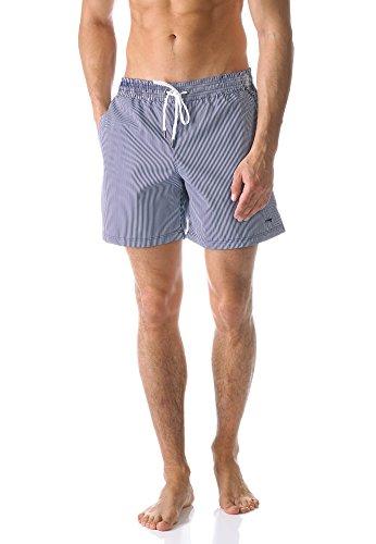 Mey Swimwear Serie Swimwear Herren Bademode Blau XL