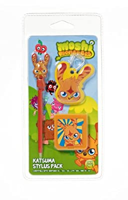 Moshi Monsters Stylus Pack - Katsuma (Nintendo 3DS/DSi/DS Lite/DSi XL)