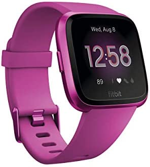 Fitbit Versa Lite Edition Smart Watch with Heart Rate Monitor