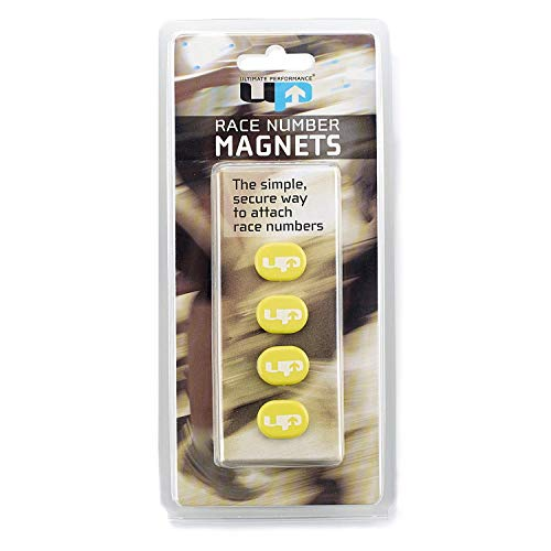 Ultimate Performance Race Number Magnets Imanes Porta Dorsal