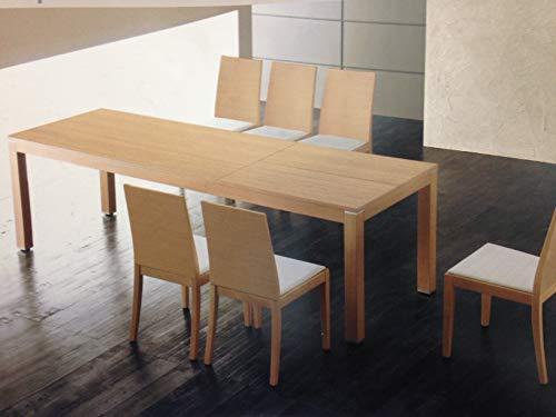 Santarossa - Mesa extensible Iper rectangular