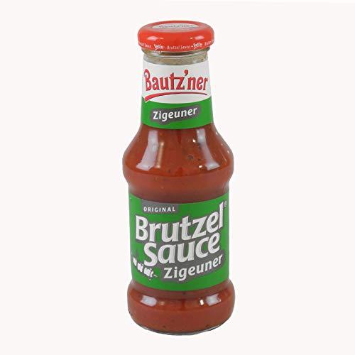 Bautzner Brutzel-Sauce Geschmacksrichtung Zigeuner