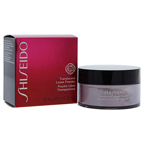 Shiseido Puder femme/woman, Translucent Loose Powder, 1er Pack (1 x 18 ml)
