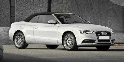 2014 Audi A5 Premium, 2-Door Cabriolet Automatic Transmission FrontTrak 2.0T ...
