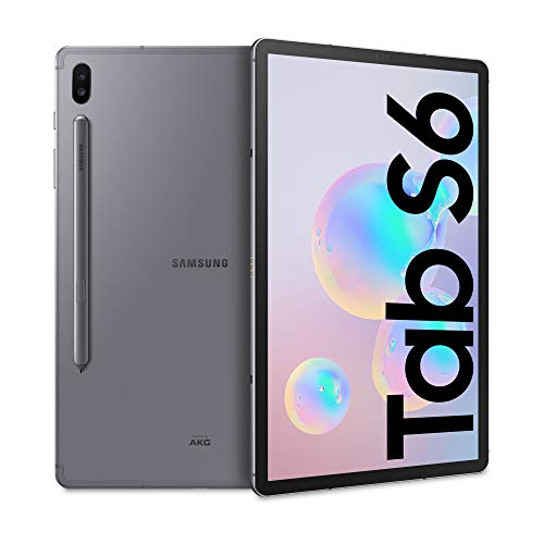 Samsung Galaxy Tab S6 + S Pen, Tablet, Display 10.5' SuperAMOLED,...