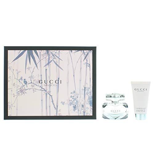 Gucci Bamboo Eau De Parfum 30ml & lozione per il corpo 50ml Giftset per lei