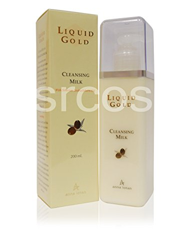 Anna Lotan Liquid Gold Cleansing Milk 200ml by Anna Lotan