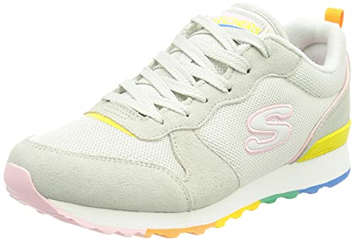 Skechers OG 85, Zapatillas Mujer, Gris , 39 EU