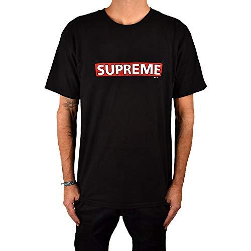 Powell - T-Shirt noir Peralta Spreme - Noir - X-Large