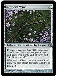 Magic: the Gathering - Diviner's Wand - Morningtide