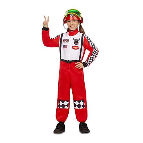 My Other Me Disfraz de Piloto de Carreras para nio
