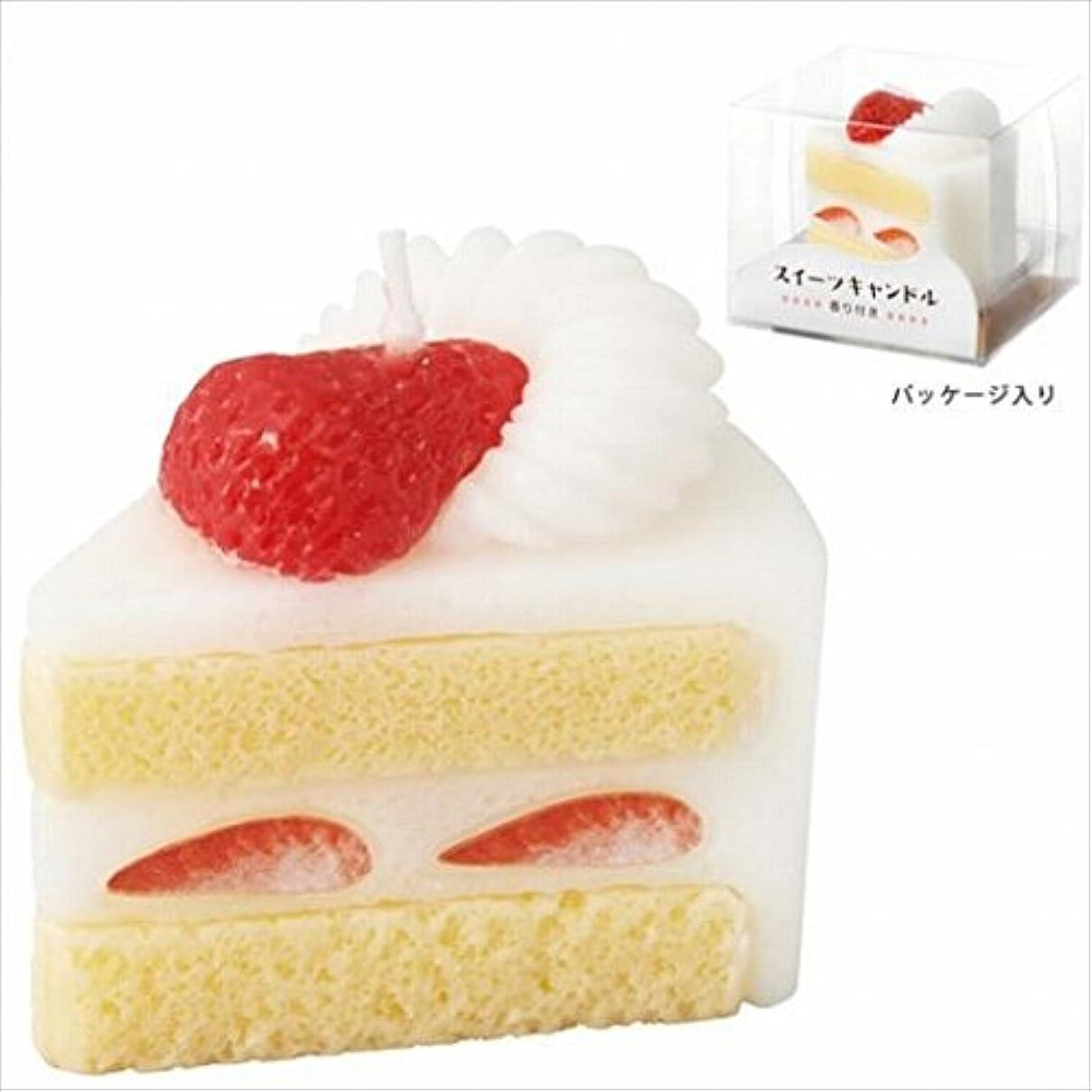 シロナガスクジラ鈍い貫通ヤンキーキャンドル( YANKEE CANDLE ) スイーツキャンドル ショートケーキ