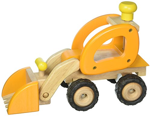 Goki - 2041278 - Figurine Transport Et Circulation - Chargeur À Roue