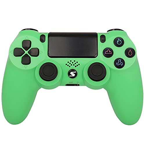 Mando Inalambrico para PS4, Gamepad Wireless Bluetooth Controlador Joystick Controller, para Play...