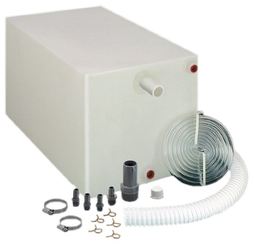 Barker 11915 Plastic Water Tank - 15 Gallon