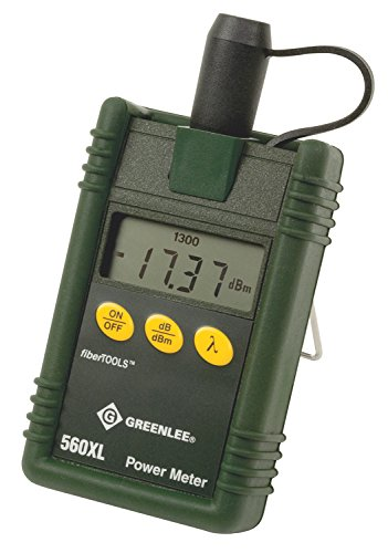 Greenlee Textron Inc 560XL - Digital Multimeter - Digital Display, Power Source: Battery
