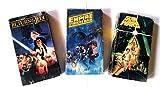 First Release: Star Wars, Empire Strkes Back, Return of the Jedi