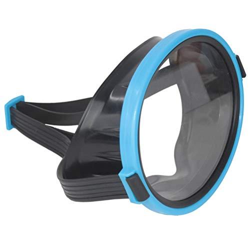 Duikmasker met enkele lens Goggles Onderwater Waterdicht Scuba Snorkelmasker Zwemmen Snorkel Duikuitrusting