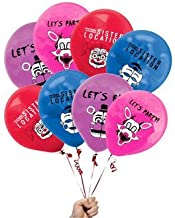fat cat sales FNAF SISTER LOCATION BALLOONS 12 COUNT