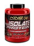 Pro Isolate Protein 2Kg Leche Merengada King Nutrition proteina isolada baja en grasa