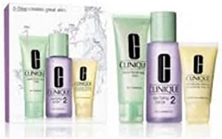 Clinique 3-Step Introduction Kit Skin Type 2, 180 ml