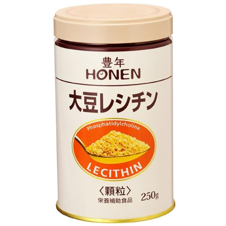傘驚いたハント豊年 大豆レシチン(顆粒250g缶)