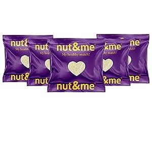 Harina de Coco 2 kg nut&me | sin gluten, sin aditivos | Saludable | Keto Dieta | Sin refinar | Vegana | Repostería sana | Pack 5 x 400 gr