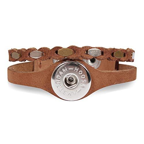 NOOSA ORIGINAL Armband TALISMAN STAPLES EMPOWERMENT natural Größe M