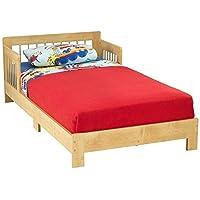KidKraft Natural Houston Toddler Bed