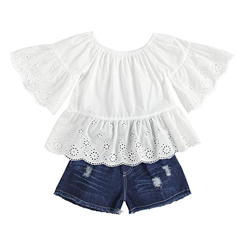 Fashion Toddler Baby Girl Clothes R…