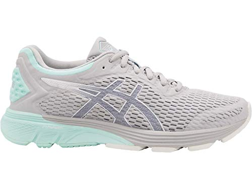 ASICS Women's GT-4000 Running Shoes, 8M, MID Grey/ICY Morning