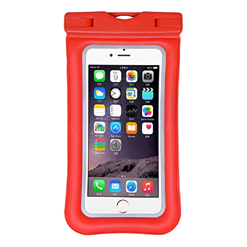 Urmiss Premium Quality Universal Waterproof Case Lanyard - Best Water Proof, Dustproof, Snowproof Pouch Bag for iPhone 7, 6S, 6, Plus, 5S, Samsung Galaxy Phone S7, S6
