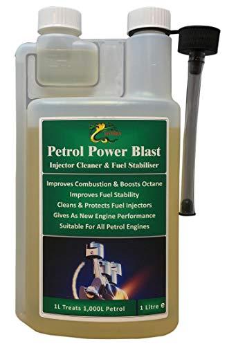 Hydra Petrol Power Blast Treats Upto 1,000 Litres Fuel Stabilizer Injector...